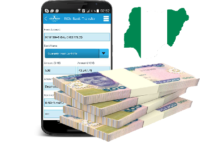 Transfer Money Ghana To Nigeria